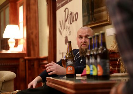 Predstavljanje Pitkog piva u Hotelu Kurija Janković
